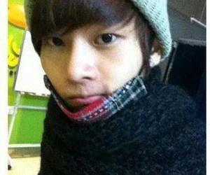 handsome, n, and predebut image