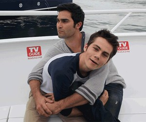 couple, cute, and dylan image
