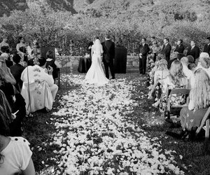 flowes, love, and weddings image