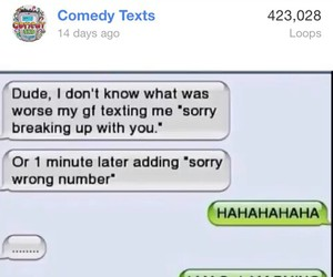 funny texts and funny messages image