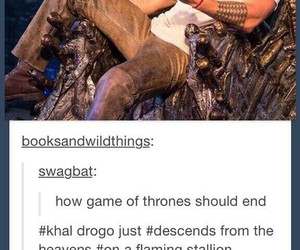game of thrones and end image
