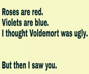 voldemort, ugly, and funny image