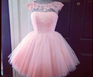 cocktail dress, cute dress, and dress image