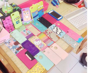 girly, iphone, and cute image