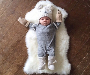 baby, cute, and photography image