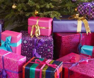christmas, holidays, and presents image