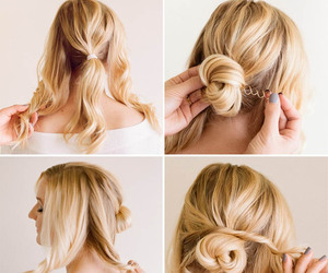 hair, hairstyles, and hair care image
