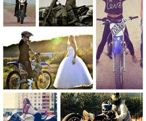 boys, girls, and motocross image