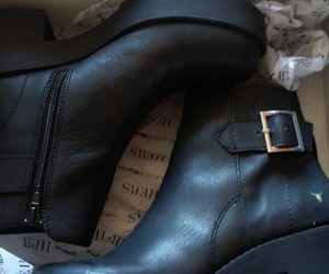 black, shoes, and windsor smith image