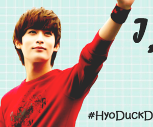 block b, hyoduckday, and jaehyo image