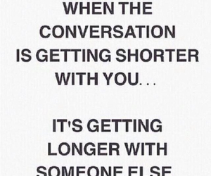 conversations, texts, and moving on image