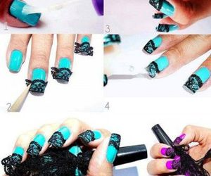 nails and diy image