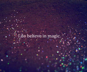 magic, never give up, and sparkle image