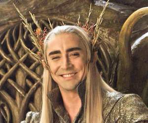 lee pace, thranduil, and the hobbit image