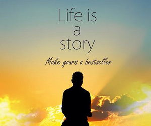 beautiful and life is a story image