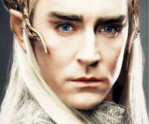 lee pace, thranduil, and hobbit image
