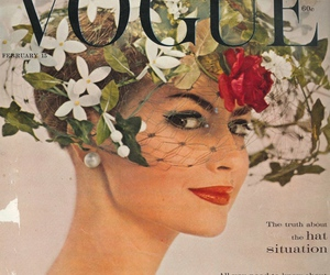 vintage, vogue, and fashion image