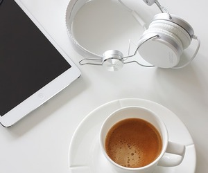 coffee and music image