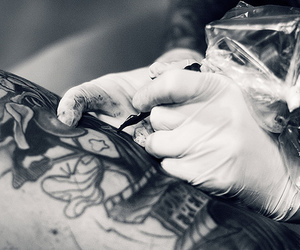ink and tattoo image