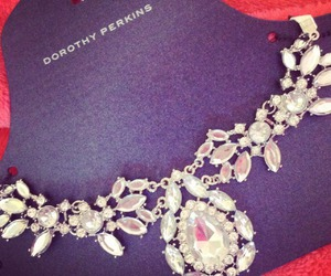 necklace, beautiful, and dorothy perkins image