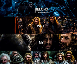 brothers, lord of the rings, and fili image
