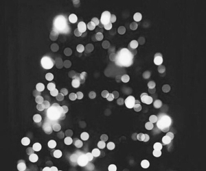 christmas, christmas lights, and grunge image
