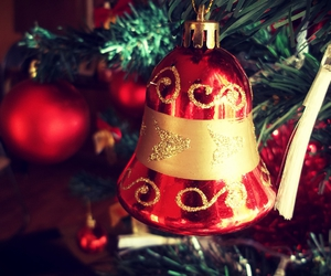 christmas, decoration, and decorations image