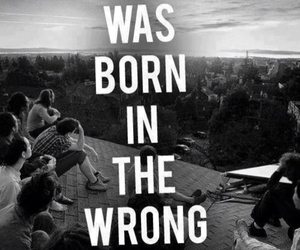 generation, wrong, and born image