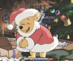 christmas, disney, and merry christmas image