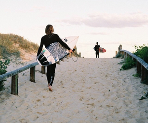 beach, adventure, and boys image