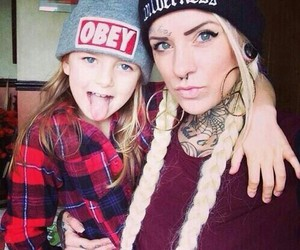 tattoo and obey image