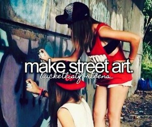 art, bucketlist, and beforeidie image