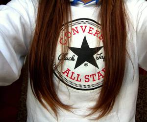 all star, blouse, and fashion image