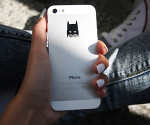iphone, batman, and case image