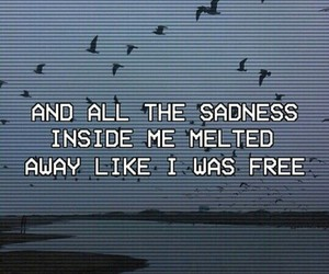 quotes, sadness, and grunge image