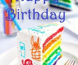 alegria, aniversario, and birthday image