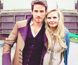 hook, emma, and Jennifer Morrison image