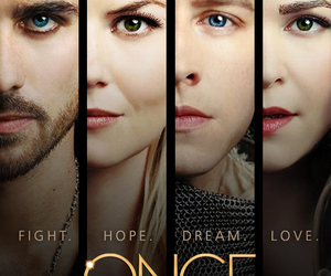 once upon a time, snow white, and hook image
