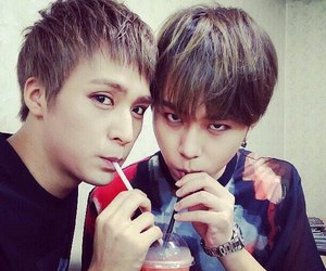 b2st, dongwoon, and beast image