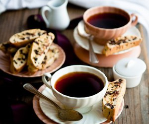 tea, food, and coffee image