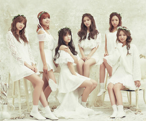 apink, kpop, and a pink image