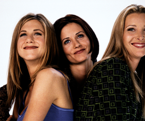 friends, girls, and Lisa Kudrow image