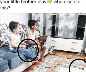 funny, lol, and brothers image