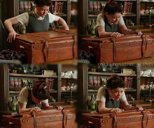belle, lacey, and once upon a time image
