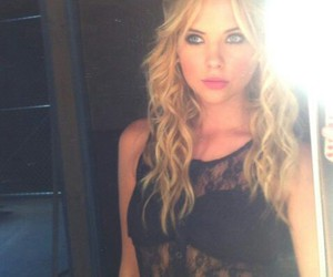 ashley benson, beautiful, and pretty little liars image