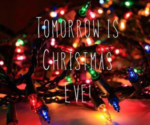 christmas and christmas eve image