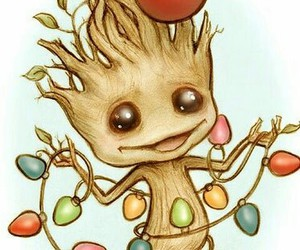 chiristmas, fandom, and Marvel image