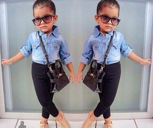 fashion, kids, and girl image