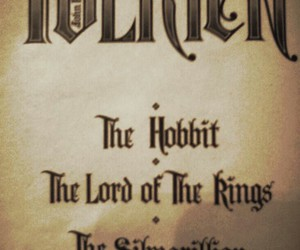hobbit, lord of the rings, and tolkien image