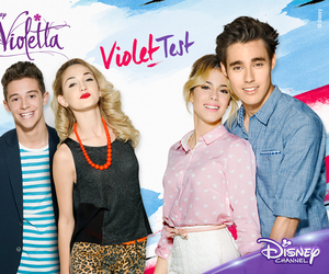 violetta, jorge blanco, and mercedes lambre image